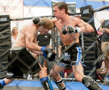 Downingtown Mixed Martial Arts Photo Mike Thomas
